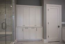 1429-Pleasant-Glenview - Master Bathroom Custom Cabinets - Globex Developments Custom Homes
