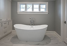 1429-Pleasant-Glenview - Master Bathroom Tub - Globex Developments Custom Homes