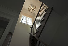 1429-Pleasant-Glenview - Stairs, View Up - Globex Developments Custom Homes
