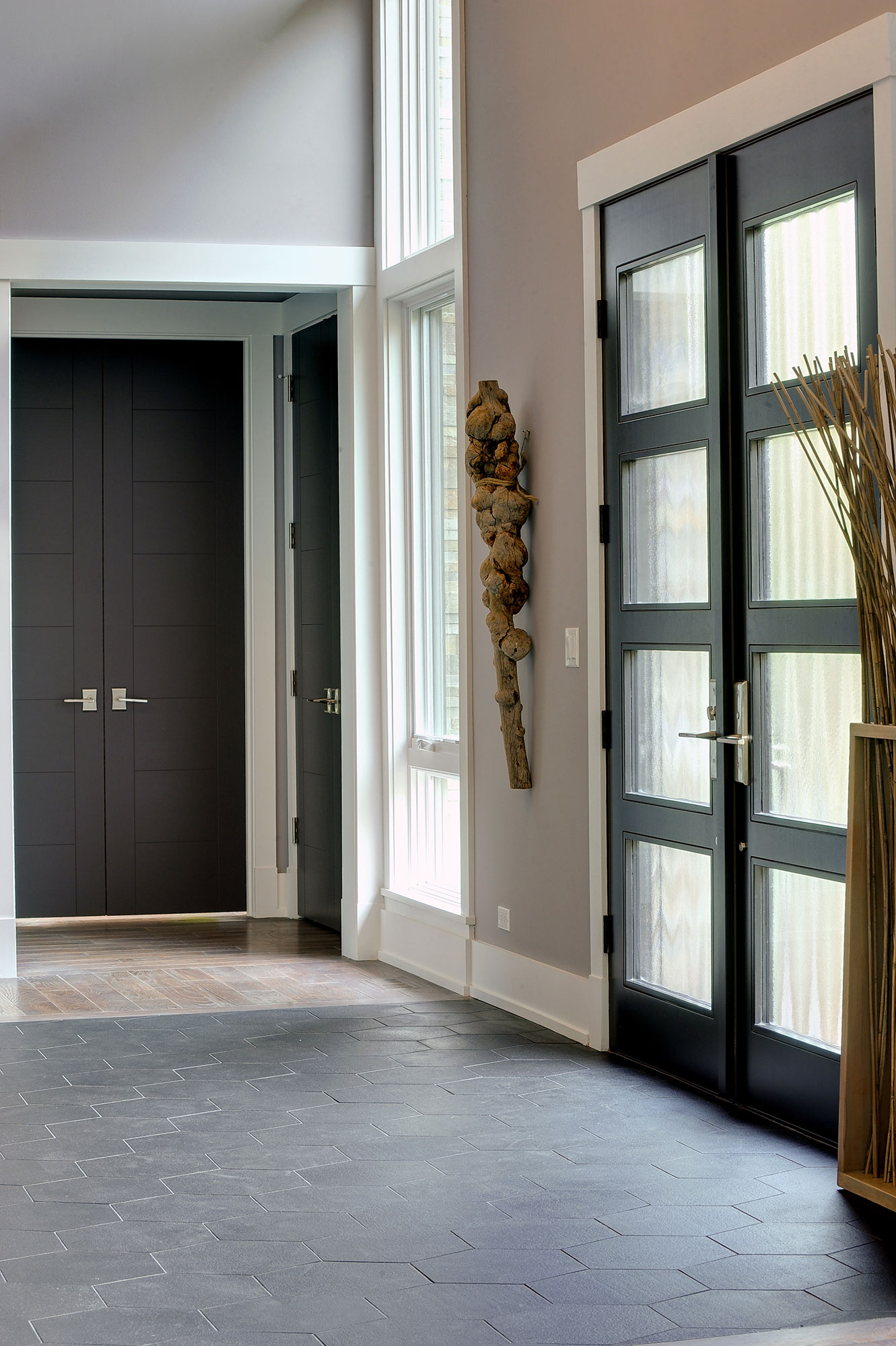 Interior doors new custom homes globex developments for Interior door construction