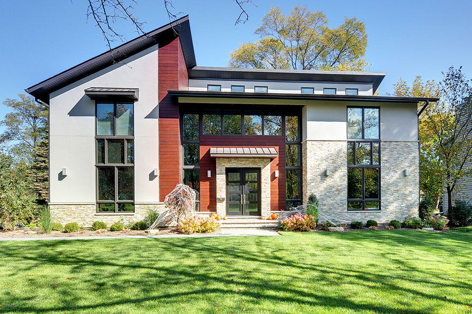 1431-Meadow-Glenview - House-Exterior - Globex Developments Custom Homes