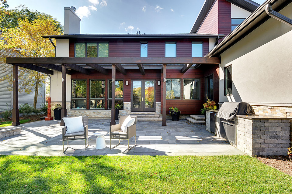 1431-Meadow-Glenview - Patio - Globex Developments Custom Homes