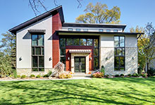 1431-Meadow-Glenview - House Exterior - Globex Developments Custom Homes