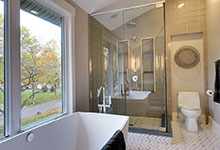 1431-Meadow-Glenview - Master Bathroom Detail - Globex Developments Custom Homes