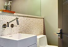 1431-Meadow-Glenview - Powder Room - Globex Developments Custom Homes