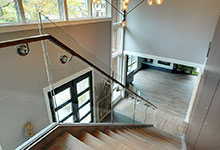 1431-Meadow-Glenview - Staircase Top View - Globex Developments Custom Homes
