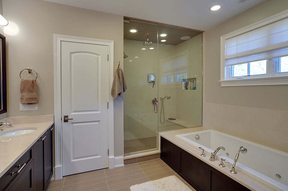 1444-Greenwood-Deerfield - master-bathroom - Globex Developments Custom Homes