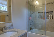1444-Greenwood-Deerfield - Bathroom Detail - Globex Developments Custom Homes