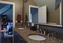 1444-Greenwood-Deerfield - Jackjill Bathroom - Globex Developments Custom Homes