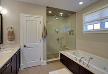 1444-Greenwood-Deerfield - Master Bathroom - Globex Developments Custom Homes