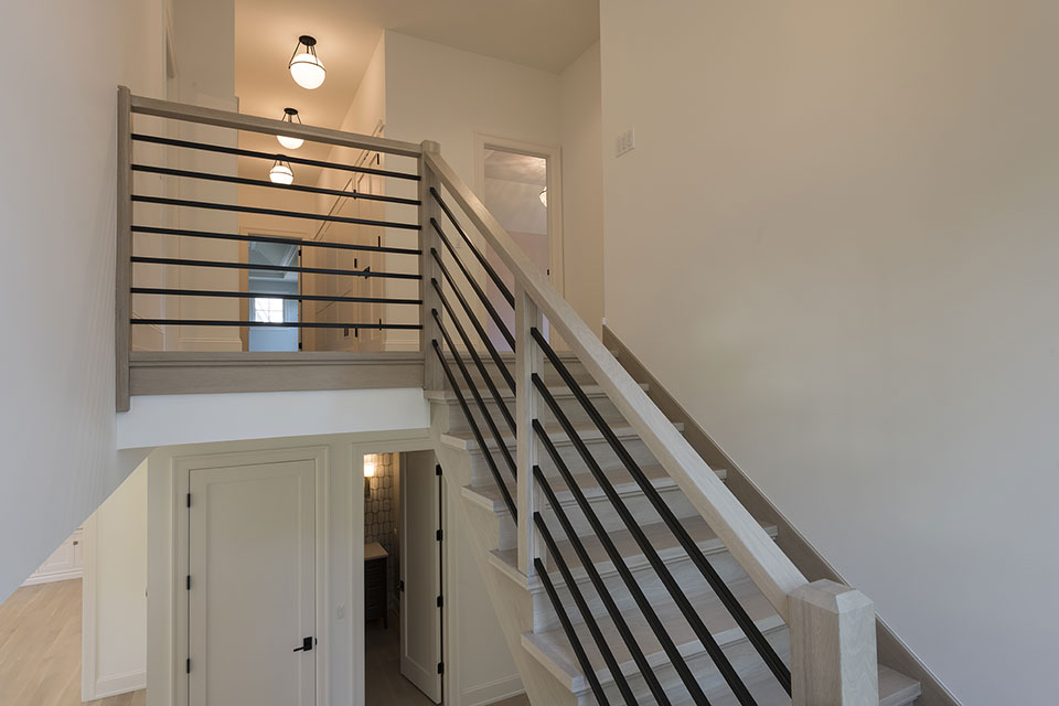 1444-Hawthorne-Glenview - Stairscase - Globex Developments Custom Homes