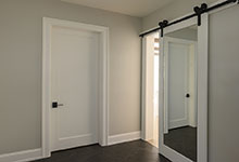 1444-Hawthorne-Glenview - Barn Door - Globex Developments Custom Homes