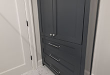 1444-Hawthorne-Glenview - Bathroom Cabinet - Globex Developments Custom Homes