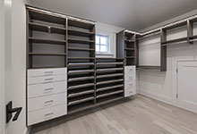 1444-Hawthorne-Glenview - Closet, Master Bedroom - Globex Developments Custom Homes