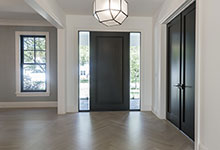 1444-Hawthorne-Glenview - Entry Door - Globex Developments Custom Homes