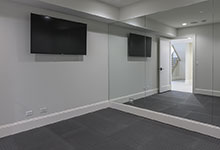 1444-Hawthorne-Glenview - Exersize Room, Basement - Globex Developments Custom Homes