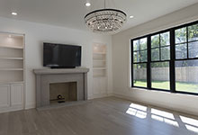 1444-Hawthorne-Glenview - Fireplace - Globex Developments Custom Homes