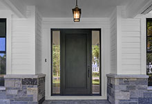 1444-Hawthorne-Glenview - Front Door - Globex Developments Custom Homes