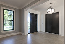 1444-Hawthorne-Glenview - Front and Interior Doors, Dining Room Window - Globex Developments Custom Homes