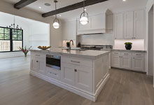 1444-Hawthorne-Glenview - Kitchen, Window View - Globex Developments Custom Homes