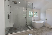 1444-Hawthorne-Glenview - Master Bathroom Shower - Globex Developments Custom Homes