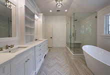 1444-Hawthorne-Glenview - Master Bathroom - Globex Developments Custom Homes