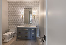 1444-Hawthorne-Glenview - Powder Room - Globex Developments Custom Homes
