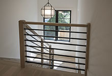 1444-Hawthorne-Glenview - Stairs Second Floor - Globex Developments Custom Homes