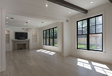 1444-Hawthorne-Glenview - Windows, Living Room - Globex Developments Custom Homes