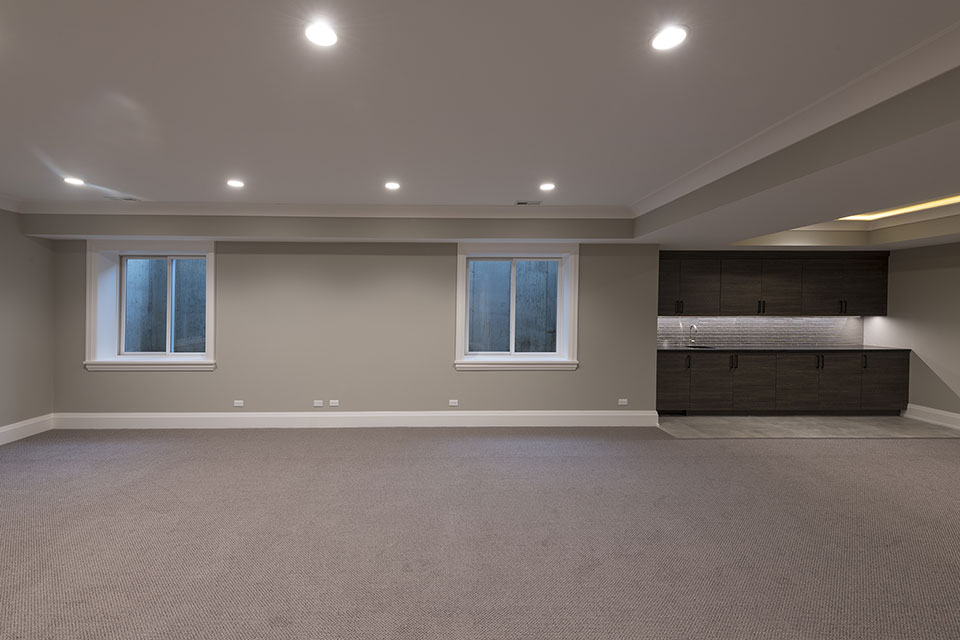 1525-Canterbury-Glenview - Basement - Globex Developments Custom Homes