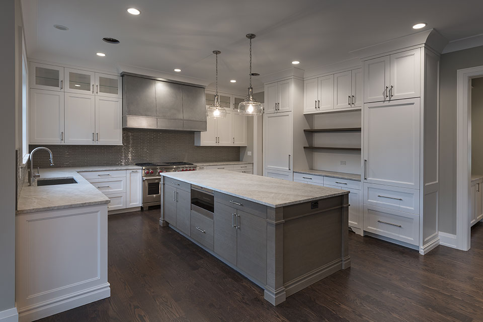 1525-Canterbury-Glenview - Kitchen - Globex Developments Custom Homes