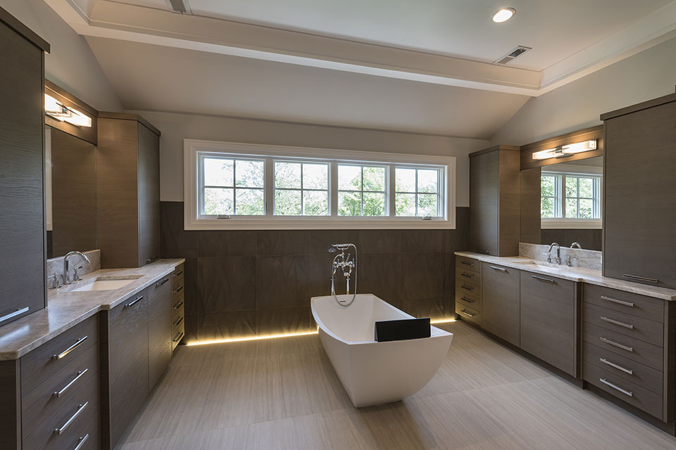 1525-Canterbury-Glenview - Master-Bathroom - Globex Developments Custom Homes