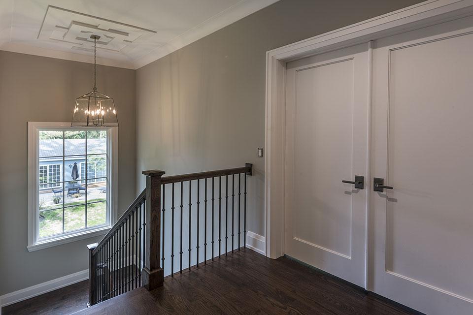 1525-Canterbury-Glenview - Stairs Second Floor - Globex Developments Custom Homes