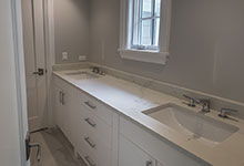 1525-Canterbury-Glenview - Bathroom White Vanity - Globex Developments Custom Homes