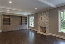 1525-Canterbury-Glenview - Family Room - Globex Developments Custom Homes