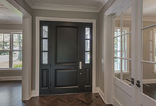 1525-Canterbury-Glenview - Front Door, Entrance - Globex Developments Custom Homes