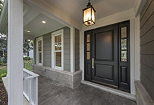 1525-Canterbury-Glenview - Front Door CloseUp - Globex Developments Custom Homes