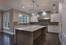 1525-Canterbury-Glenview - Kitchen Window View - Globex Developments Custom Homes