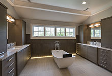 1525-Canterbury-Glenview - Master Bathroom - Globex Developments Custom Homes