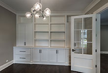 1525-Canterbury-Glenview - Office Cabinets - Globex Developments Custom Homes