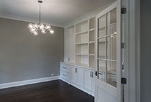 1525-Canterbury-Glenview - Office Entrance - Globex Developments Custom Homes
