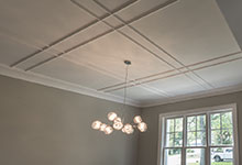 1525-Canterbury-Glenview - Sitting Room Ceiling - Globex Developments Custom Homes