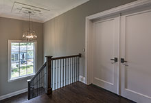 1525-Canterbury-Glenview - Stairs Second Floor - Globex Developments Custom Homes