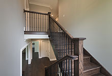 1525-Canterbury-Glenview - Stairs - Globex Developments Custom Homes