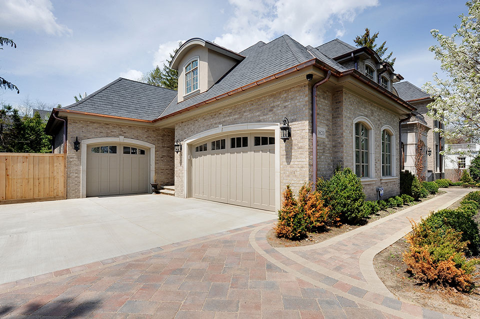 1620-Meadow-Glenview - House-Garage - Garage Door Gallery