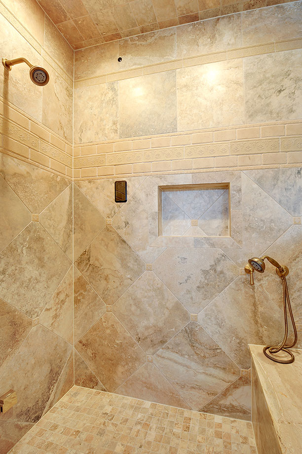 1620-Meadow-Glenview - Master-Shower - Globex Developments Custom Homes