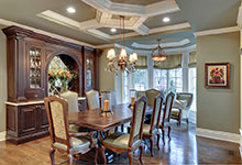 1620-Meadow-Glenview - Dining Room - Globex Developments Custom Homes