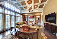 1620-Meadow-Glenview - Great Room Front - Globex Developments Custom Homes