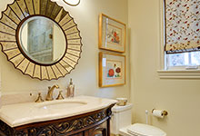 1620-Meadow-Glenview - Guest Bathroom - Globex Developments Custom Homes