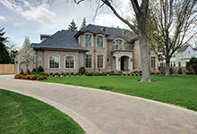 1620-Meadow-Glenview - House Front Angle - Globex Developments Custom Homes